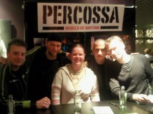 Rene, Niels, Ik, Eric & Jan-Willem