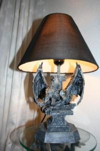 Draak lamp