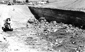 begraven in Alamogordo